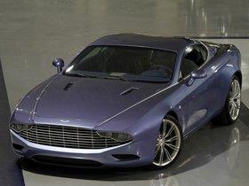 Fotos de Zagato Aston Martin DBS Coupe Centennial 2013