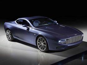 Ver foto 7 de Zagato Aston Martin DBS Coupe Centennial 2013