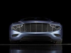 Ver foto 6 de Zagato Aston Martin DBS Coupe Centennial 2013