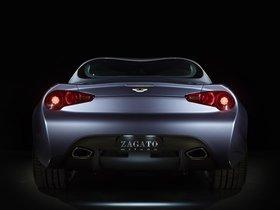 Ver foto 5 de Zagato Aston Martin DBS Coupe Centennial 2013