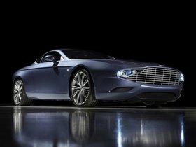Ver foto 4 de Zagato Aston Martin DBS Coupe Centennial 2013