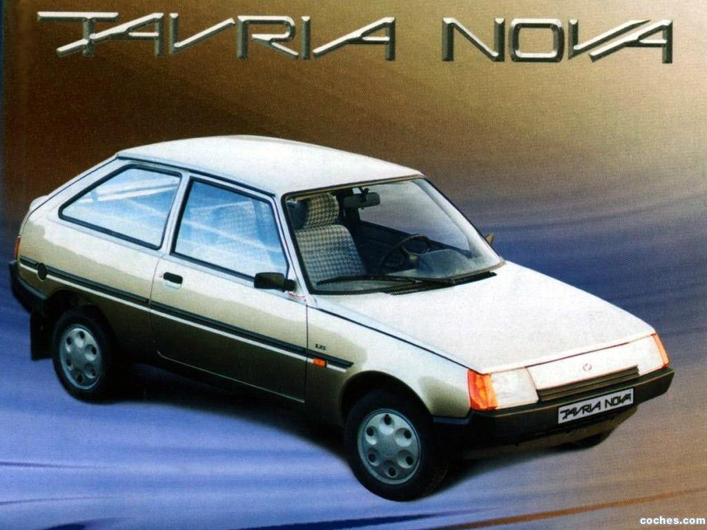 Foto 0 de ZAZ 1102 16 Tavria Nova 1998