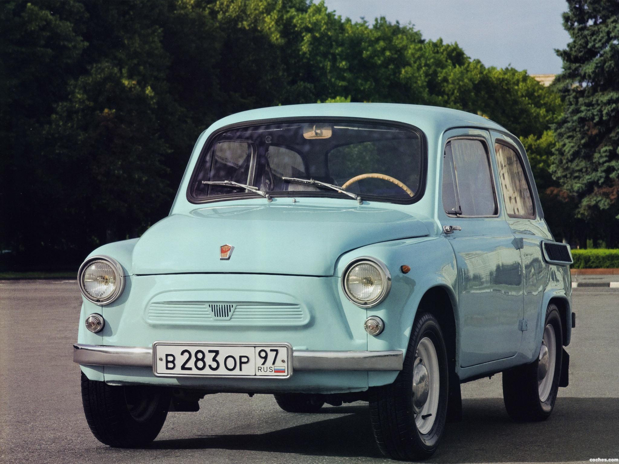 Foto 0 de ZAZ 965A Zaporozsec 1965