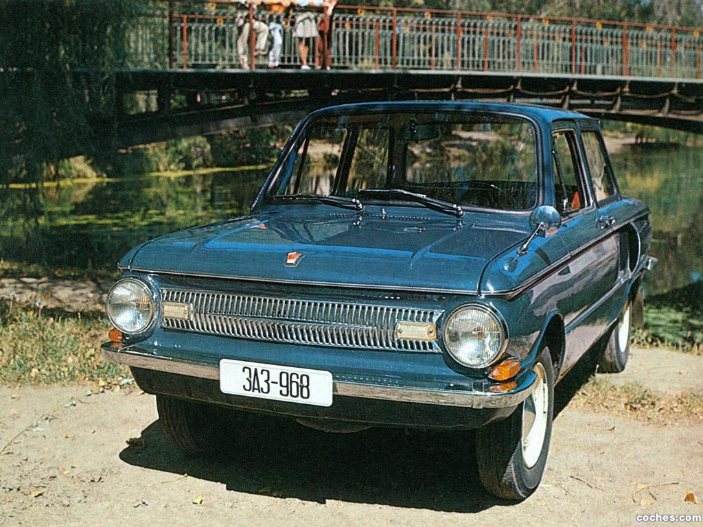 Foto 0 de ZAZ 968 Zaporozsec 1971