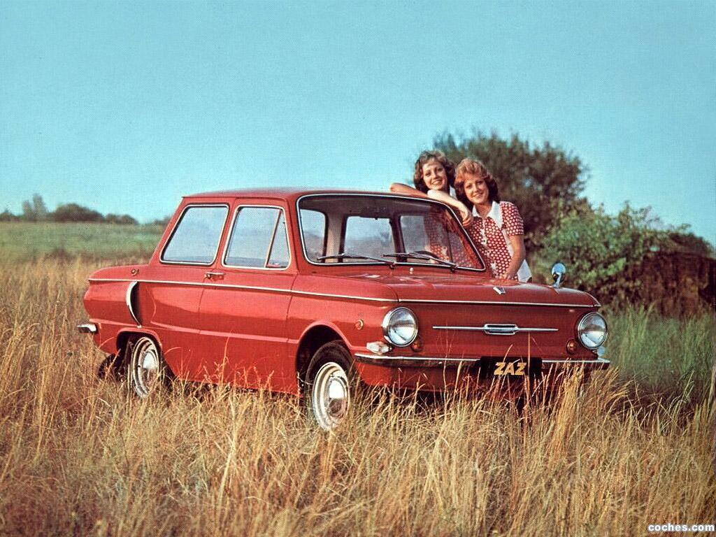 Foto 0 de ZAZ 968A Zaporozsec 1974