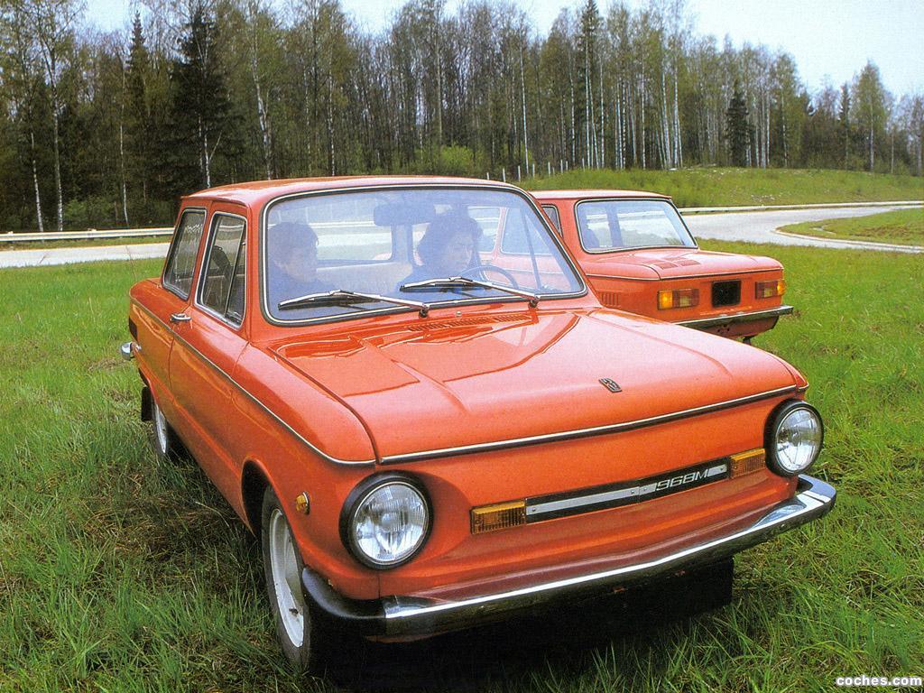 Foto 0 de ZAZ 968M Zaporozsec 1979