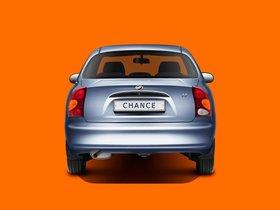 Ver foto 4 de ZAZ Chance Sedan 2009