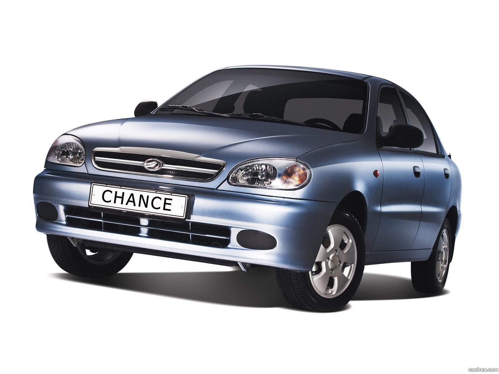Foto 0 de ZAZ Chance Sedan 2009