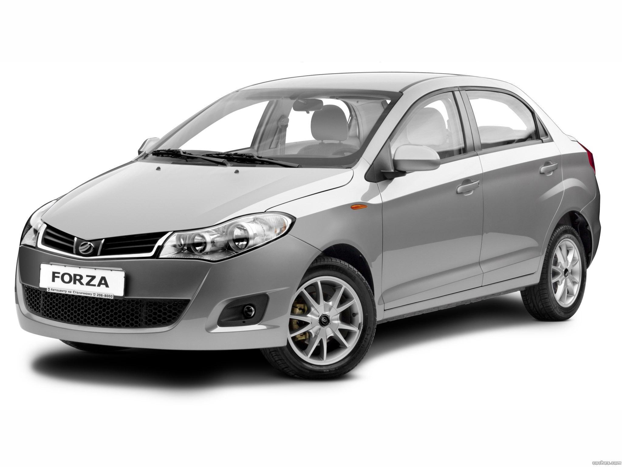 Foto 0 de ZAZ Forza Sedan 2011
