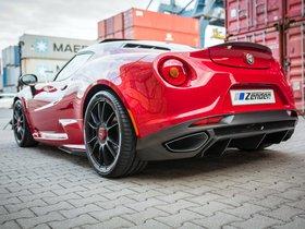 Ver foto 4 de Zender Alfa Romeo 4C 2015