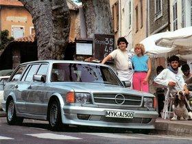 Ver foto 2 de Zender Mercedes 500 SET W126 1983